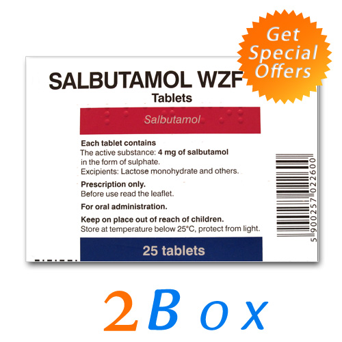 Salbutamol For Weight Loss